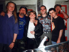 Hi-on Maiden with Paul Di'Anno